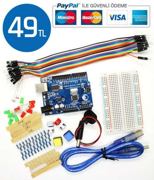 Arduino İle wtv sd p mp modül kullanımı robimek