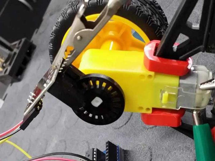 arduino-lm393-hiz-sensoru-projesi