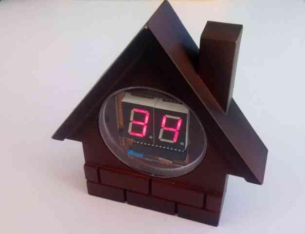 Arduino ile 7 Segment Display Termometre Uygulaması