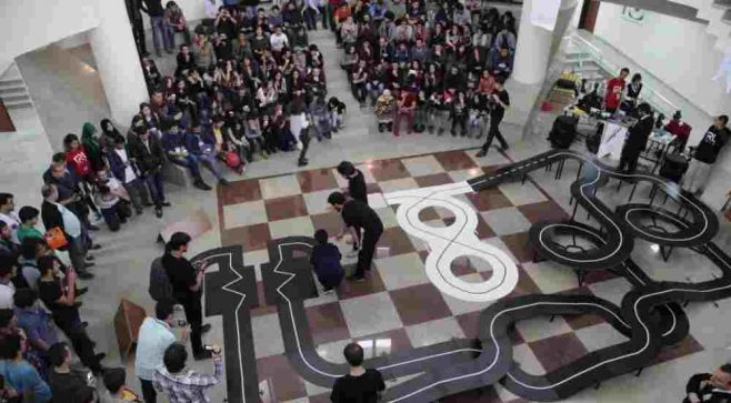 V. IZTECH RoboLeague Yarışması Başvuruları Başladı