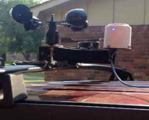 Arduino ve Processing İle Meteoroloji İstasyonu Projesi