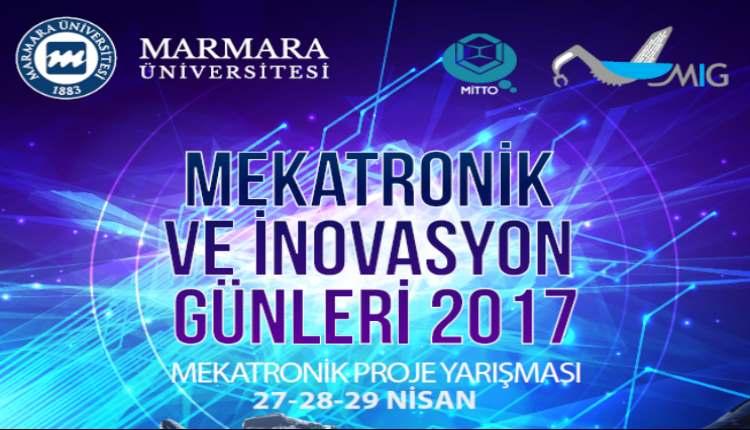 Marmara Mekatronik ve İnovasyon Günleri 2017