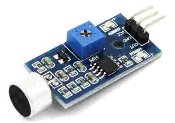 Arduino ile Mikrofon Modülü Kullanımı