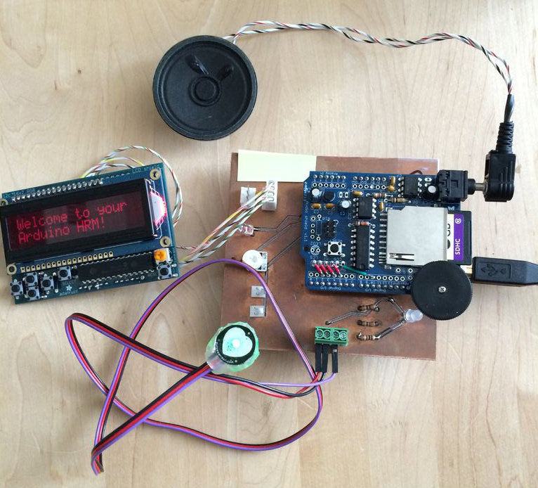 Arduino İle nabzınızı söyleyen nabızölçer yapımı