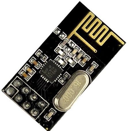 Arduino İle NRF24L01 Rf Modül Kullanımı