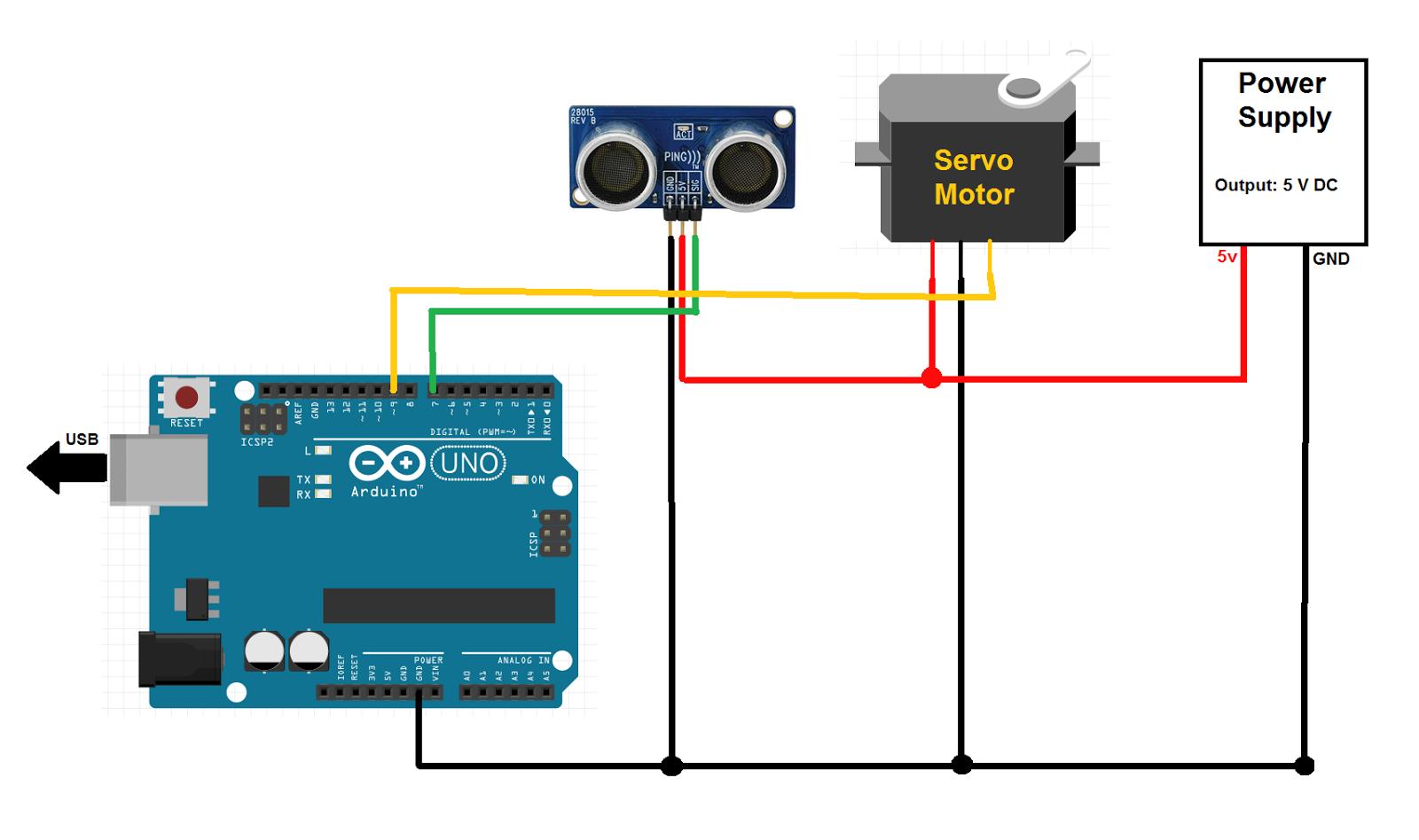 Arduino İle top dengeleme robotu yapımı